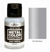 Metal Color - Dull Aluminium 32ml<br> VAL77717